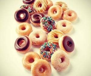 addiction, doughnuts, and i want image