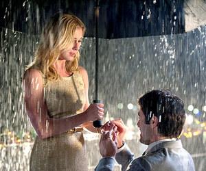 couple, rain, and revenge image