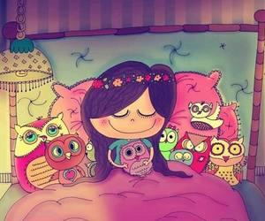 adorable, dreaming, and girlish image
