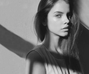 model, girl, and barbara palvin image
