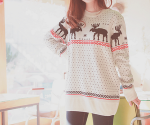 sweater, winter, and ulzzang image