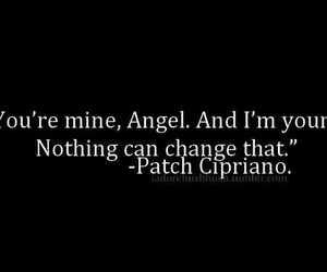 hush hush, patch cipriano, and patch image