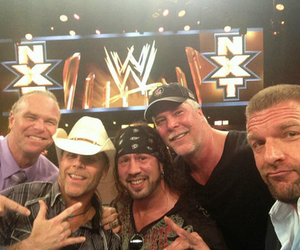 diesel, WWF, and hhh image