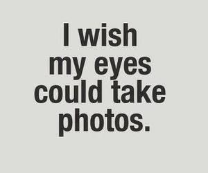 photo, eyes, and wish image