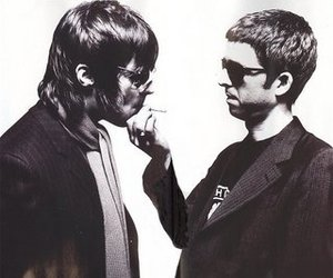british, liam gallagher, and rock image