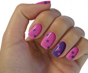 nail art stars image