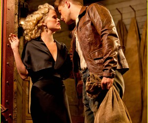 robert pattinson, water for elephants, and Reese Witherspoon image