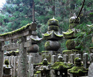 culture, graves, and japan image