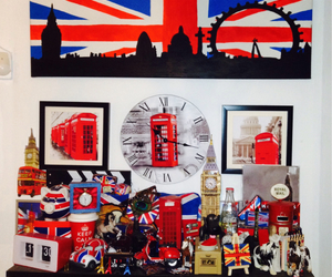 blue, red, and london things image