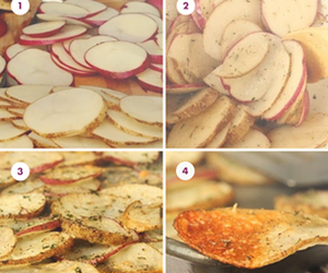chic, fall, and food image