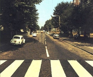 the beatles, beatles, and street image