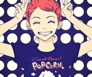 lovely complex, popcorn, and anime image