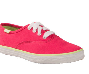 keds, pink, and cute image