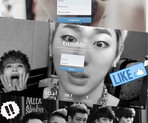 bigbang, kpop, and tumblr image