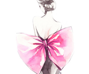 pink and ilustrion image