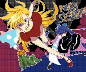 brief, panty, and stocking image