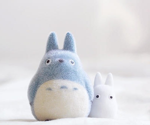 adorable, totoro, and doll image