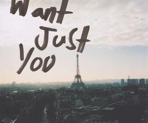 love, quotes, and paris image