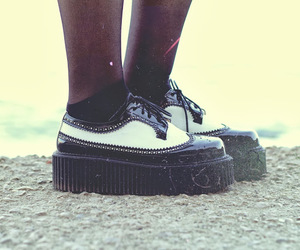 creepers and fashion image