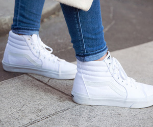 fashion, white, and shoes image