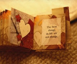 book, quote, and text image
