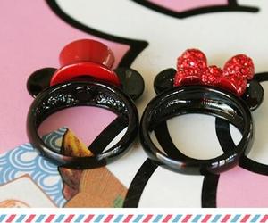 cute, disney, and rings image