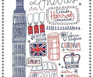 london, Londres, and england image