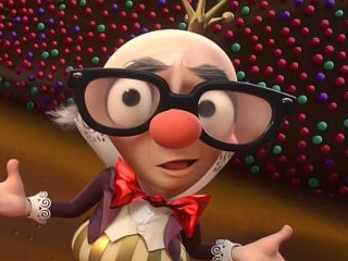 Image King Candy With Glasses Jpg Wreck It Ralph Wiki