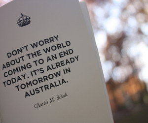 quote, australia, and text image