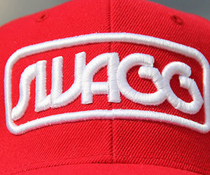 cap, red, and swagg image