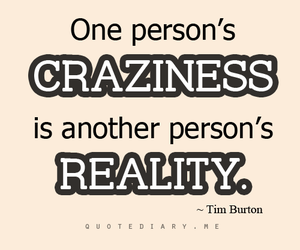 quote and tim burton image