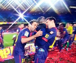 jordi alba and thiago messi image