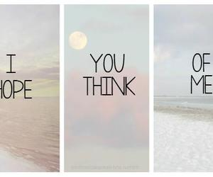 hope, love, and think image