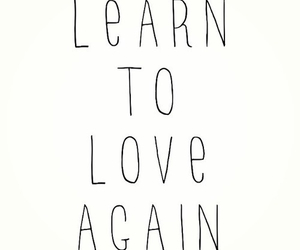 love, quote, and learn image