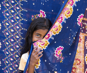 girl, india, and beautiful image