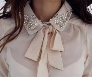 fashion, style, and bow image