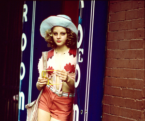 taxi driver, vintage, and jodie foster image