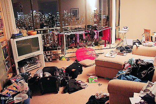 room, city, and tv image