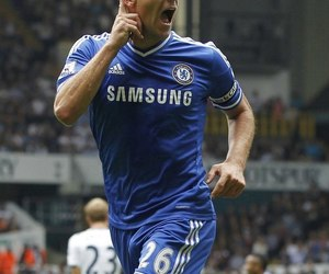 Chelsea, football, and john terry image