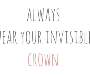 crown, girls, and inspiration image