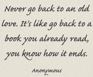 book, end, and quote image