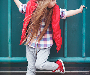 kids, style, and swag image