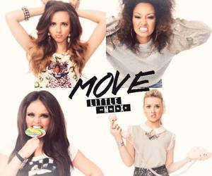 little mix, jade, and Move image