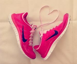 fit, nike, and pink image