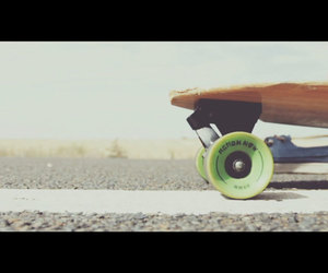 stile, roads, and love longboard image