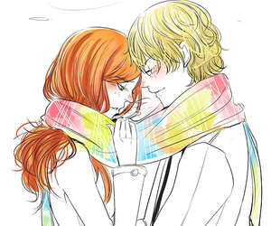 love, clace, and clary fray image