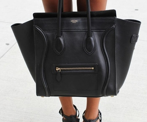 bag, black, and Hot image