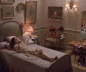 the dreamers, eva green, and room image