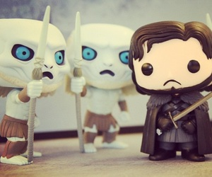 cool, funko, and game of thrones image