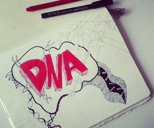 DNA, single, and perrie image